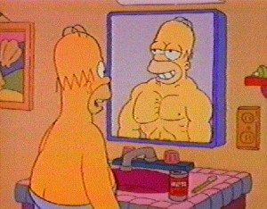 The mirror muscles